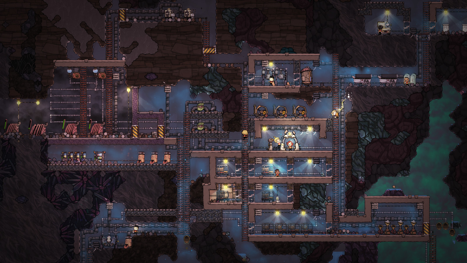 Oxygen Not Included | Klei Entertainment