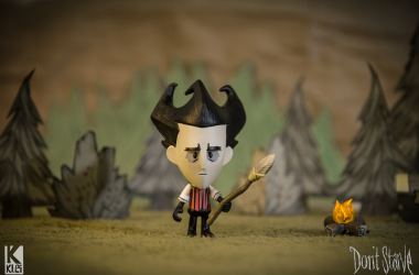 Don't Starve Blind Box Collectable (Single Blind Box)