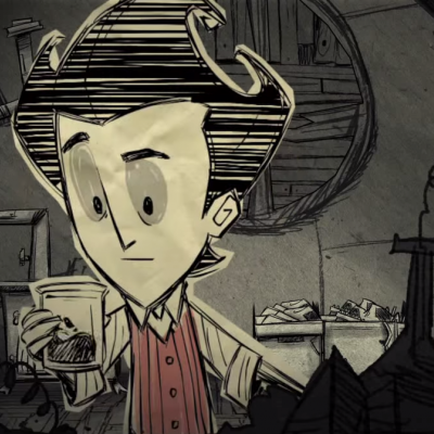 Don't Starve - Forbidden Knowledge Cinematic