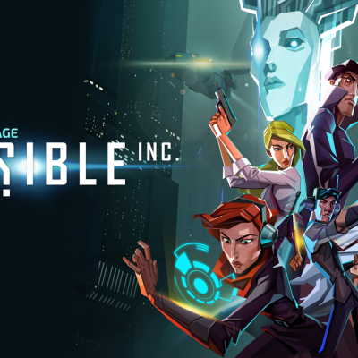 Invisible, Inc. Character Wallpaper